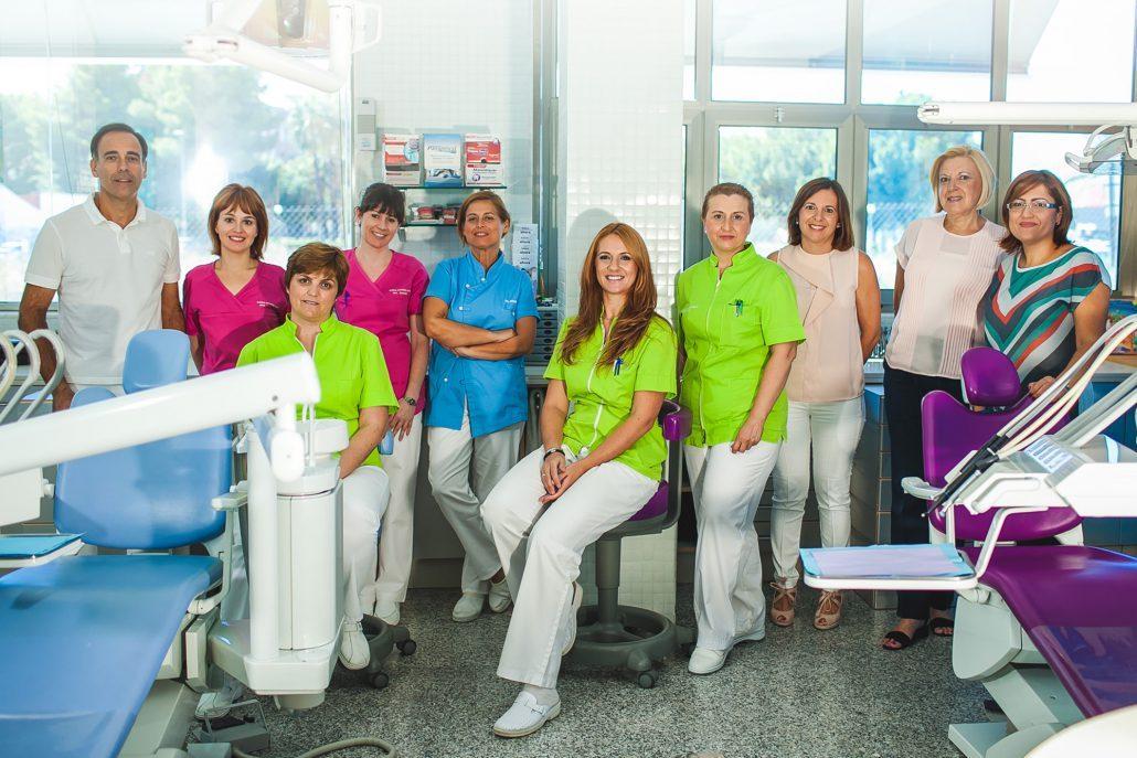 dentists Murcia
